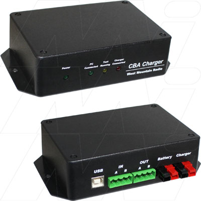 CBA Charge Controller - Charger for CBA IV West Mountain Radio Computerised Battery Analyser
