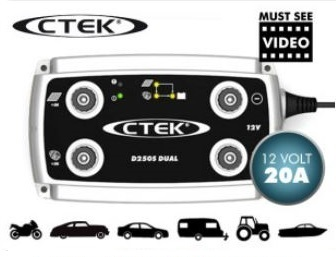 Ctek dc to dc charger review