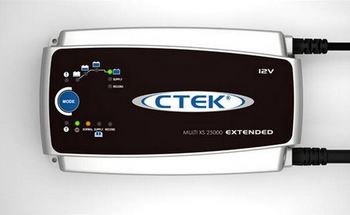 ctek mxs25000 extended 12 volt 25 amp charger. Black Bedroom Furniture Sets. Home Design Ideas