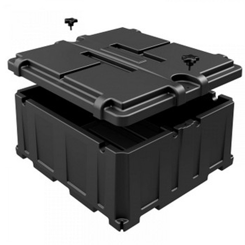 Noco Hm485 Dual 8d N200 Commercial Grade Battery Box