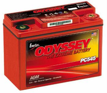 odyssey batteries pc1100 pc950